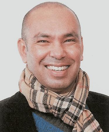 Eric Jarmohamed